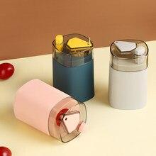 Push-type titular palito automático plástico nordic caixa palito forma única cheia de criatividade pop-up automático conveniente
