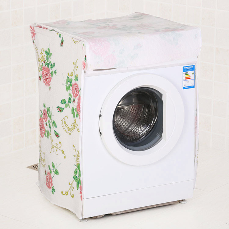 Thicken Environmental Friendly Washing Machine Covers With Zipper Design For Easy Use