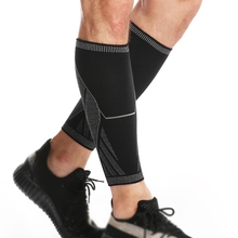 1pc Lower Leg Sleeve Cover Compression Protector Outdoor Running Basketball Football Soccer Sports Accessories