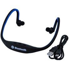 Portable Sport Wireless Bluetooth 3.0 Handfree Stereo Music Headset Headphone Ea