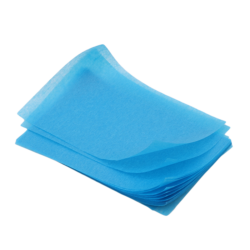 4 Pack Oil Absorbing Face Paper Tissue Papers Makeup Cleansing Absorb Blotting Facial Cleanser Face Tool Tissue Paper