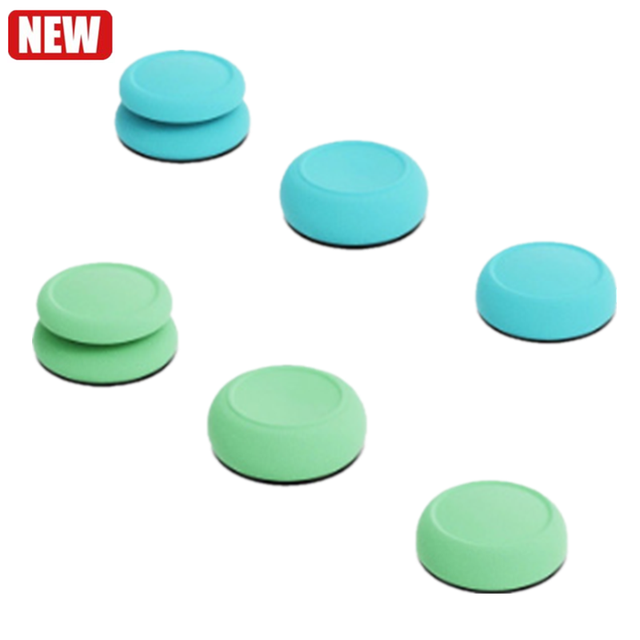 Skull & Co 6 in 1 Thumb Grip Set Joystick Cap Cover for Nintend Switch Joy Con Controller