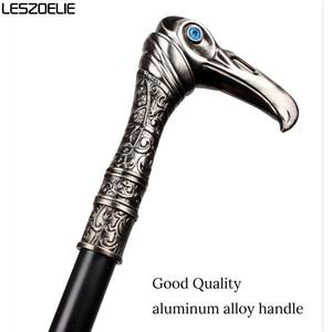 Eagle-Head Luxury Walking Stick Canes For Men 2020 Decorative Walking Cane Man Elegant Fashion Vintage Hand Cane Walking Stick