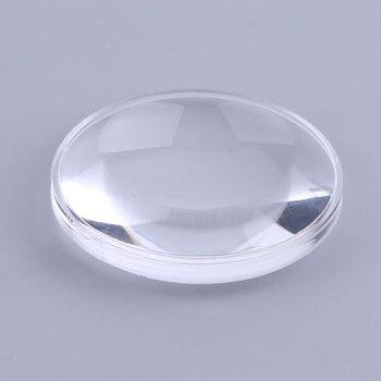 Diameter 37mm Convex Lens Glass for Google Cardboard Virtual Reality VR Optical Test Convex Optical Instrument For Sensors image