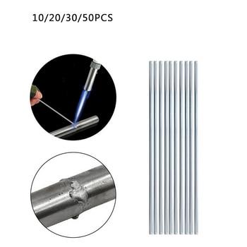 New 1.6/2.0/3.0MM Aluminum Welding Brazing Rod Low Temperature Aluminum Solder rod Welding Wire 10/20/30/50PCs Welding Rods    -