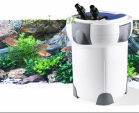 SUNSUN Fish tank Frequency filter bucket Outside the cylinder filter External mute Aquarium supplies HW 3000