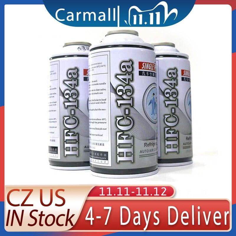 Автомобильный не КОРРОЗИОННЫЙ хладагент R134A, фильтр для воды для кондиционера, холодильника, безопасный экологически чистый охлаждающий аг...