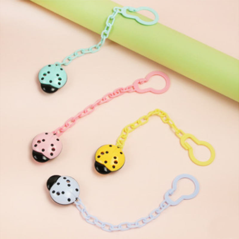 Baby Boy Girl Pacifier Clips Dummy Chain Newborn Toddler Anti-drop Rope Pacifier Clips Baby Feeding Stuff Accessories Gift