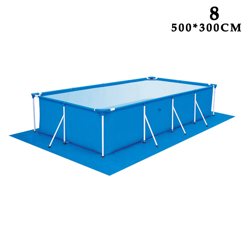 Hot Selling Swimming Pool Cover Cloth Waterproof Dustproof Foldable UV-resistant Tarpaulin