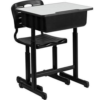 Adjustable Student Desk Chair Set  1