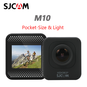 Image 1 - Original SJCAM M10 Sport Action Camera Full HD 1080P Diving 30M Underwater Waterproof Helmet Video Recording Cameras Sport Cam