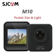 Оригинальная Спортивная Экшн камера SJCAM M10, Full HD 1080P, погружение на 30 м под воду, водонепроницаемая камера для записи видео на шлем, Спортивная камера s
