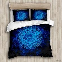 Ловец снов роскошные шелковые одеяла номер комплект постельного