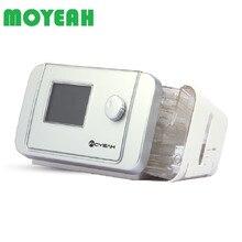 цены MOYEAH Bi-level CPAP Machine Auto BiPAP BPAP Medical Equipment Sleep Apnea Machine with Humidifier Full Face/ Nasal Mask Tubing