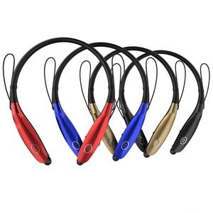 Image 5 - Écouteur Bluetooth 30 heures jouant micro intégré sans fil bandeau Sport casque écouteurs stéréo auriculares pour téléphone xiaomi