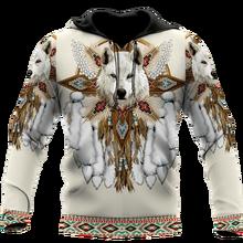 Мужские и женские толстовки с объемным рисунком родного индийского волка, пуловер на молнии в стиле Харадзюку, Свитшот унисекс, осенняя пов...