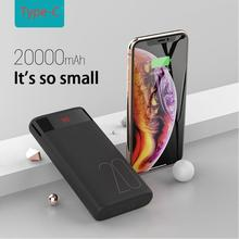 Charger Power-Bank External-Battery iPhone12 Xiaomi Portable 20000mah Is