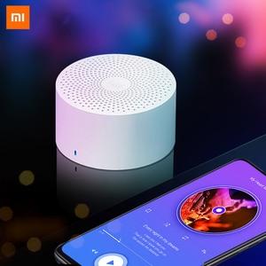 Image 1 - Originele Xiaomi Xiaoai Bluetooth Speaker Draagbare Mini Draadloze Bluetooth Speaker Subwoofer Smart Voice Control Waterdichte Usb