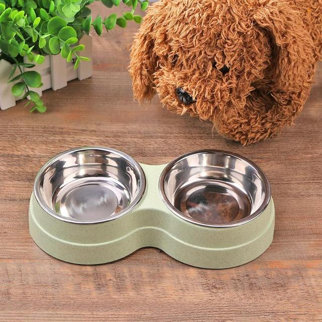 Stainless Steel Pet Feeder  1