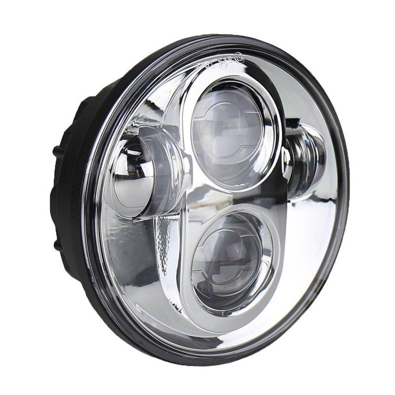 Liweida 5.75-inch 40W Motorcycle Headlamp