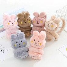 Earmuff Ear-Cover Ear-Protection Ear Warm Plush Winter Children Women Cute Windproof