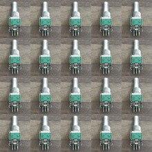 20 PCS EQ Potentiometer Pot Rotary Control for DJM 700 800 900 DCS1065 DCS1100