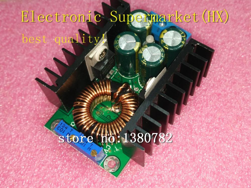 10 шт./лот DC CC 9A 300 Вт понижающий преобразователь 5-40 В до 1,2-35 в модуль питания PCB плата