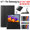 For Samsung Galaxy Tab A7 10.4 2020 Keyboard Case Ultra thin Bluetooth Keyboard Cover for SM-T500 SM-T505 T500 T505 Tablet Case