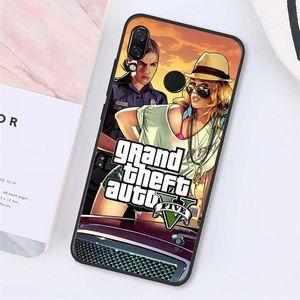 Чехол для телефона MaiYaCa rockstar gta 5 Grand Theft для Xiaomi Redmi8 4X 6A S2 Note8T 5Plus Note5 7 Note8pro