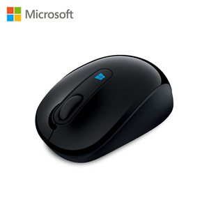 Microsoft Wireless Mouse Sculpt Mobile Mouse 2.4GHz Portable Four-way scrolling Multi-Color for laptop office home using