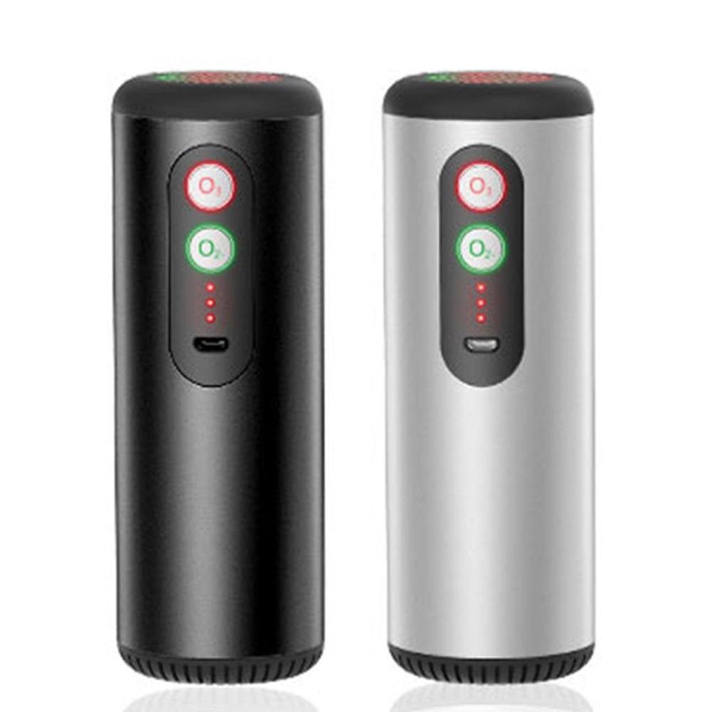 Portable Air Purifier Air Anion Car Air Purifier Air Ozonizer Air Cleaner Sterilization for Car Home Office Air Purifier
