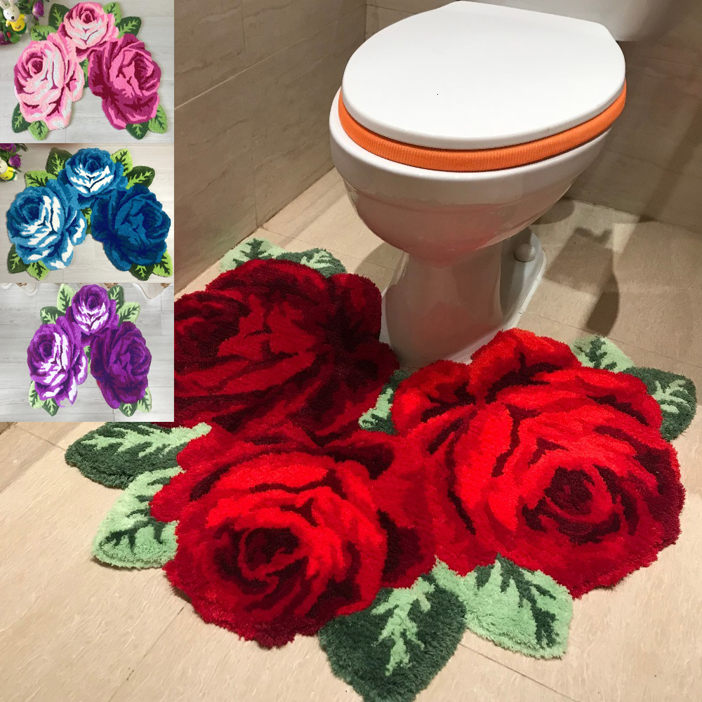 Best Top 10 Rose Bathroom Rugs Near Me And Get Free Shipping A777