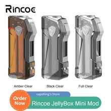 Electronic Cigarette Vape Mod Topside-Lite TC Jellybox Mini Single-18650/21700 Rincoe