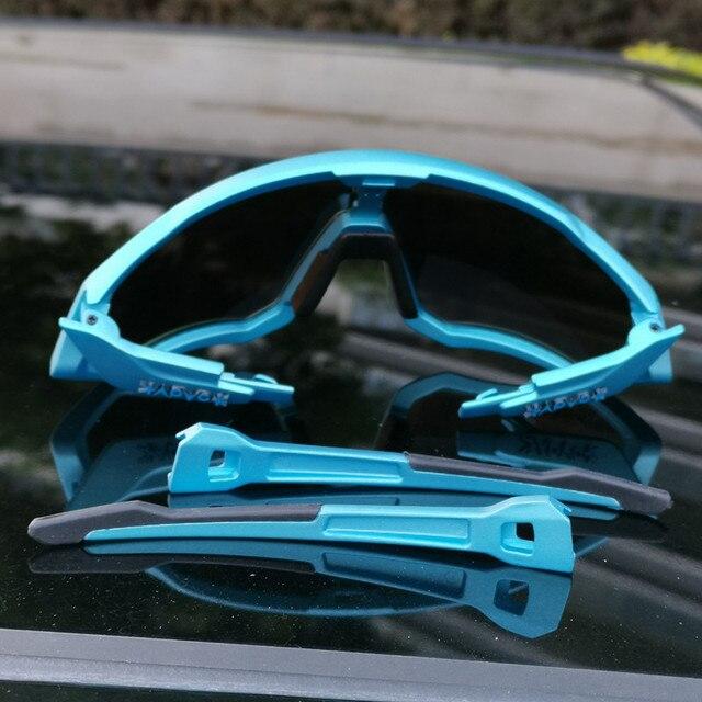 Ciclismo óculos polarizados mtb mountain bike ciclismo óculos de sol óculos de ciclismo óculos de proteção oculos 3