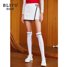 2020 NEW Women's Golf Skirt Autumn Winter Sports Thick Warm Short Skirt for Ladies 골프웨어