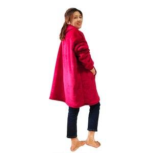 Image 2 - Couverture à capuche souple et chaude pour hiver