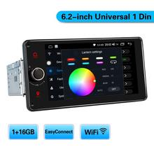 Dvd-Player Mirror-Link Multimedia Universal-Head-Unit Android-Radio Car-Stereo 1-Din