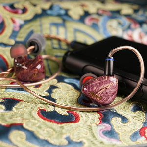 Image 5 - QOA Mojito 2 Sonion BA+4 Knowles 6BA Driver Units In Ear Earphone HIFI DJ Monitor IEM 2Pin Silver plated Copper Cable Headset