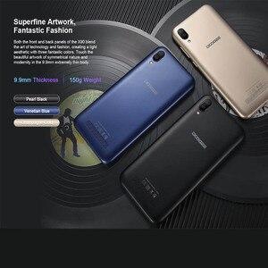 """Image 2 - Doogee X90 telefon komórkowy 6.1 """"HD Waterdrop ekran 1GB pamięci RAM, 16GB pamięci ROM 3400mAh MT6580A/WA Quad Core Face ID z systemem Android 8.1 Smartphone"""