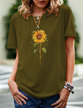 2021 yaz bayanlar basit SolidColor T-shirt modeli 6098
