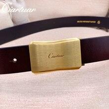 2020 ciartuar new belt for men belt high quality first genui