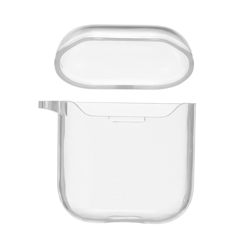 Headphone Protective Cover for Apple AirPods Charging Box Soft TPU Clear Case for Apple Headphones Accessories