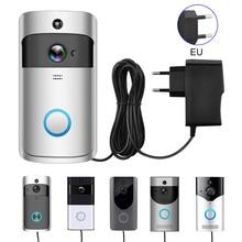 EU Plug Charger Transformer AC/DC Plug Charger for EKEN ZXTOP Wifi Wireless Doorbell