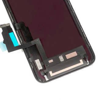 """Amoled LCD For iPhone XR Display OEM 6.1\"""" Touch Screen Digitizer with 3D Touch Assembly+Waterproof Seal A2105 A1984 A2107 A2108"""