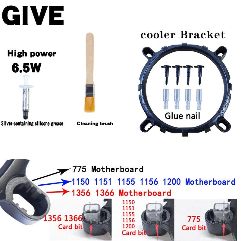 para intel lga 775 115x 1356 1366