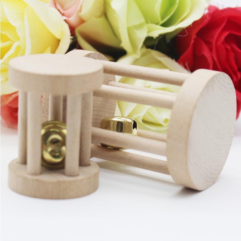 Купить glorystar натуральные деревянные жевательные игрушки для питомцев
