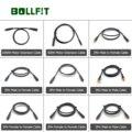 Соединительный кабель BOLLFIT Julet для электровелосипеда  удлинитель двигателя  водонепроницаемый  2  3  4  5  6pin  для электровелосипеда  дроссельно...