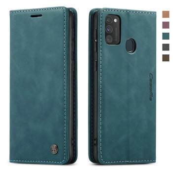 Shockproof Case Leather Etui for Samsung M31 Case Samsung M21 M30S M20 M10 M 31 30 S 30S Flip Cover for Samsung Galaxy M 21 Case