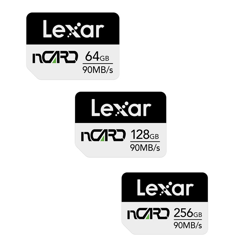 Lexar Original NM memory card 256G high speed For Huawei Mate30 / P30pro / nova5 / 20RS Mobile Phone Memory Card