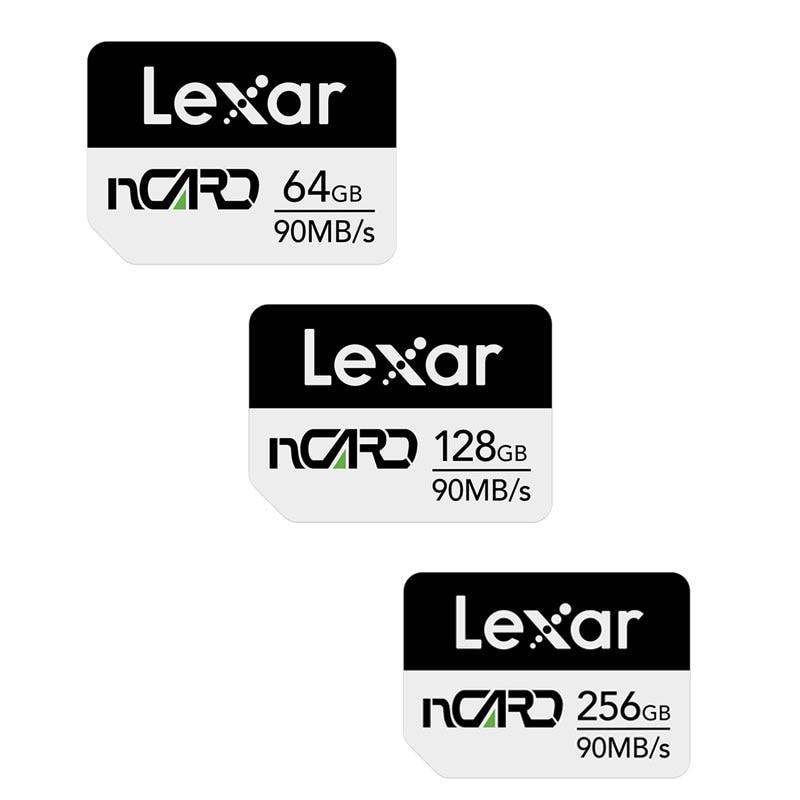 Lexar Original NM Memory Card 256G High Speed For Huawei Mate30 / P30pro / Nova5 / 20RS Mobile Phone Memory Card